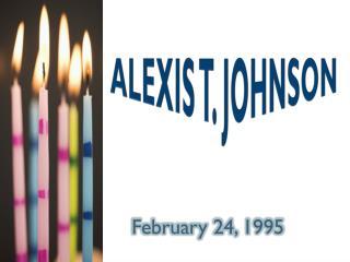 February 24, 1995