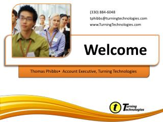 Thomas Phibbs•  Account Executive, Turning Technologies