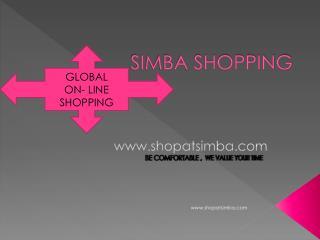 SIMBA SHOPPING