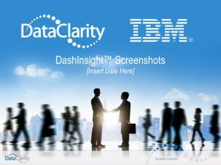 DashInsight ™ Screenshots [Insert Date Here ]
