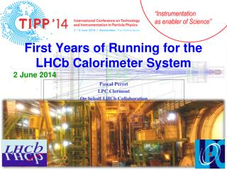 First Years of Running for the LHCb  Calorimeter System
