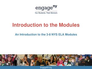 Introduction  to the Modules