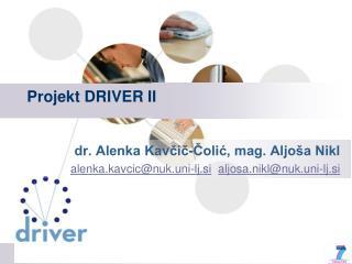 Projekt DRIVER II