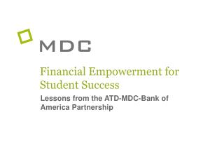 Financial Empowerment for Student Success