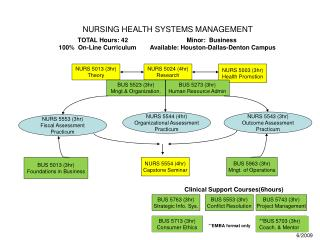 NURSING HEALTH SYSTEMS MANAGEMENT