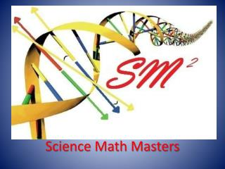 Science Math Masters