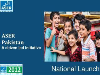 ASER Pakistan