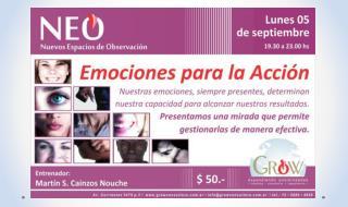 Av. Corrientes 5479 p.3 •  cpa .: C1414AJH • CABA •  Arg .