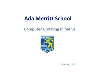 Ada Merritt School