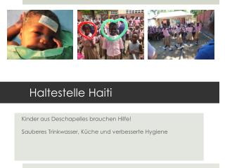 Haltestelle Haiti
