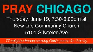 PRAY CHICAGO