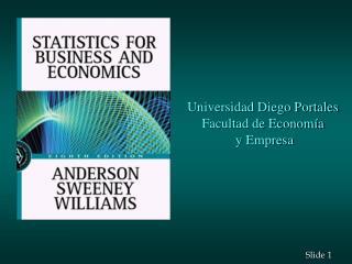 Universidad Diego Portales Facultad de Economía  y Empresa