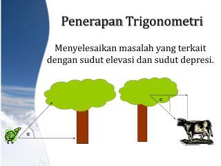 Penerapan Trigonometri