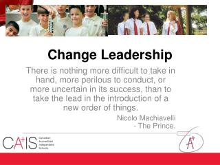 Change Leadership