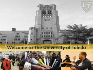 Welcome to The University of Toledo