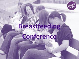 Breastfeeding  Conference