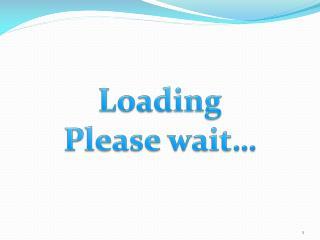 Loading Please wait…