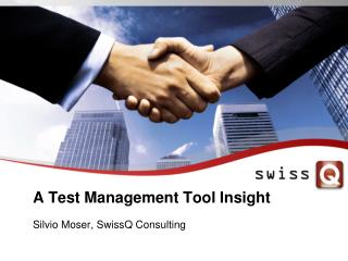 A Test Management Tool  Insight
