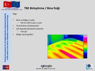 Yapı  Bina ve bölge ısı yükü DIN EN 12831 'e göre ısı yükü Termal bina simülasyonları