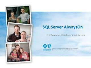 SQL Server  AlwaysOn