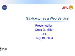 SExtractor as a Web Service