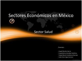 Sectores Económicos en México