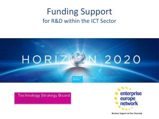 Funding Support for R&D within the ICT Sector