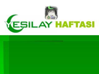 HAFTASI
