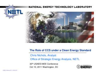 The Role of CCS under a Clean Energy Standard