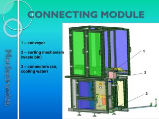 CONNECTING MODULE