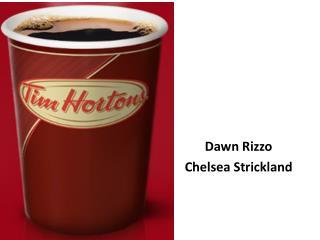 Dawn Rizzo Chelsea Strickland