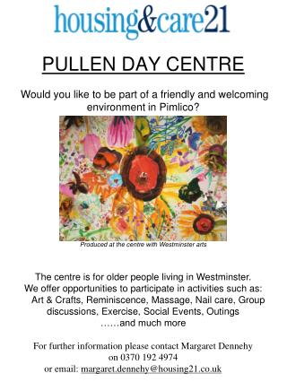 PULLEN DAY CENTRE