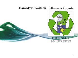 Hazardous Waste in