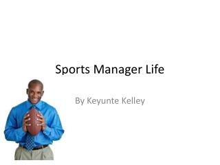 Sports Manager Life