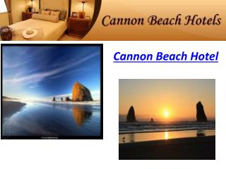 Cannon Beach Hotel