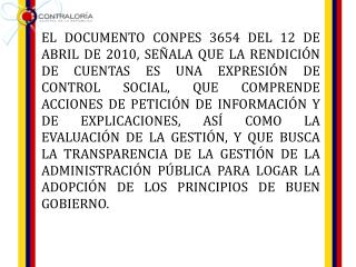 INFORMES CONSTITUCIONALES INFORME SITUACIÓN DE LA DEUDA PÚBLICA COLOMBIANA