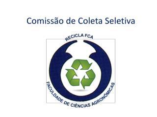 Comissão de Coleta Seletiva