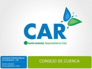 CONSEJO DE CUENCA