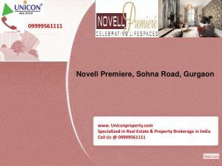 Novell Premiere Gurgaon