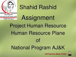Shahid  Rashid