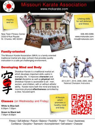 Missouri Karate Association