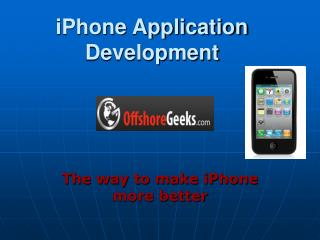 Hire iPhone Developer| iPhone Programmers for Hire