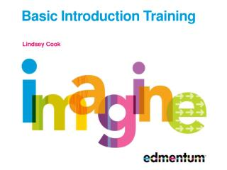 Basic Introduction Training