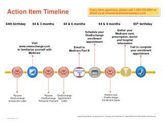 Action Item Timeline