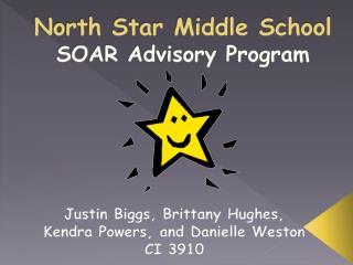 North Star Middle School SOAR Advisory Program