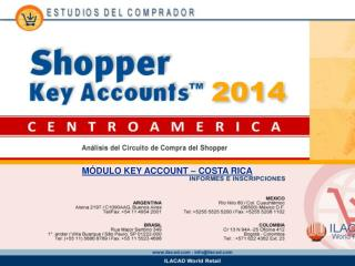 MÓDULO  KEY ACCOUNT –  COSTA RICA