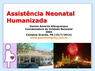 Assistência Neonatal Humanizada