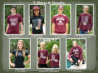 T-Shirts &  Hoodie