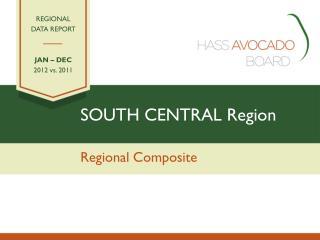 SOUTH CENTRAL Region