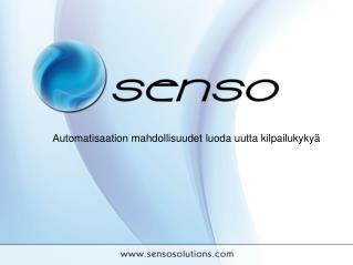 Senso�